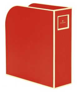 Magazine Box (A4) and letter size, red | 4250053642795 | 352733
