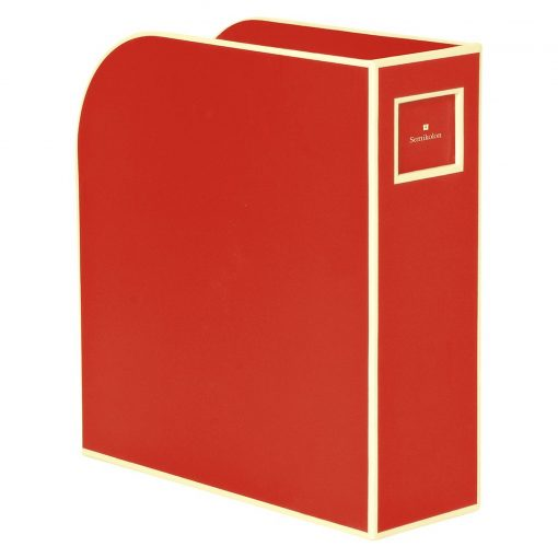 Magazine Box (A4) and letter size, red   4250053642795   352733