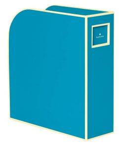 Magazine Box (A4) and letter size, turquoise | 4250053696736 | 352752