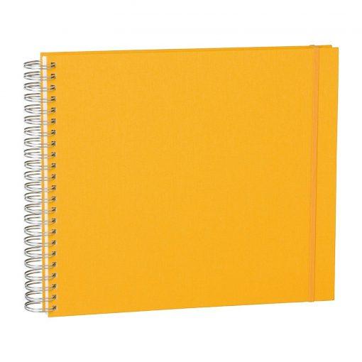 Maxi Mucho Album Cream, 90 cream white pages, book linen cover, sun | 4250540900643 | 352993