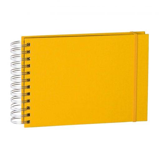 Mini Mucho Album Black, 90 black pages, booklinen cover, sun   4250053672402   352977