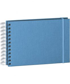 Mini Mucho Album, black pages, azzurro | 4004117531316 | 357550