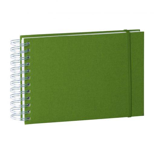 Mini Mucho Album Cream, 90 cream white pages, book linen cover, irish | 4250540923291 | 353017
