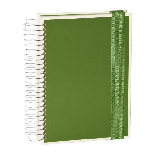 Mucho (A5) spiral-bound notebook, 330 pages, 3 different rulings, irish | 4250053637029 | 351558