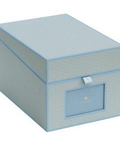 Multimedia Box with 5 adjustable tabs, ciel | 4250540927909 | 354865