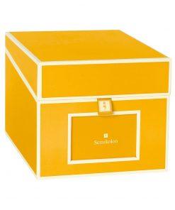 Multimedia Box with 5 adjustable tabs, sun   4250053692707   352541