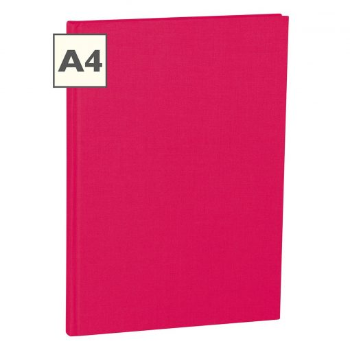 Notebook Classic (A4) book linen cover