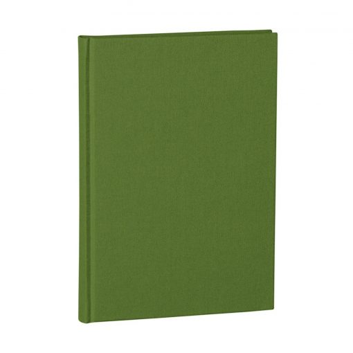 Notebook Classic (A5) dotted, book linen cover, 144 pages, irish | 4004117517709 | 356169