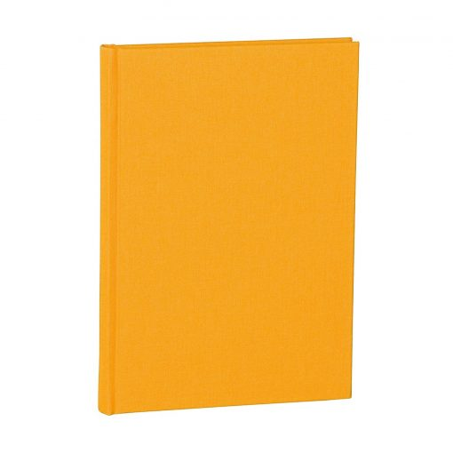 Notebook Classic (A5) dotted, book linen cover, 144 pages, sun | 4004117517648 | 356163