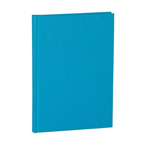 Notebook Classic (A5) dotted, book linen cover, 144 pages, turquoise   4004117517761   356175