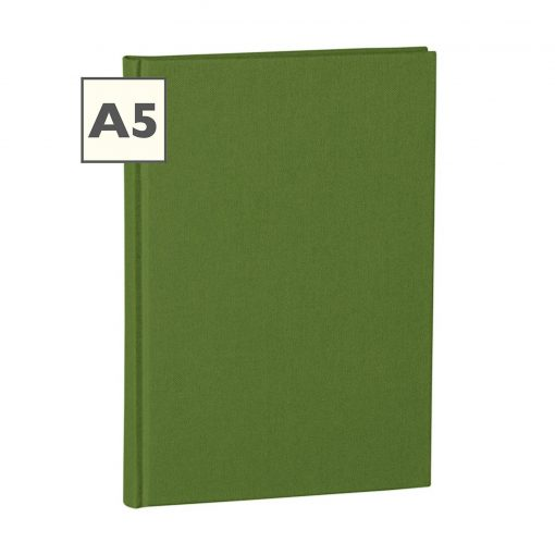 Notebook Classic (A5) ruled, book linen cover, 160 pages, irish   4250540923093   350909