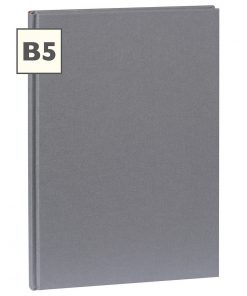 Notebook Classic (B5) book linen cover