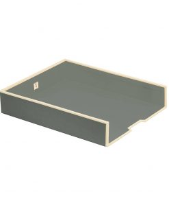 Paper Tray (A4),  grey | 4250053618684 | 352722