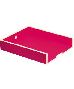 Paper Tray (A4),  pink | 4250053618615 | 352709