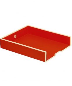 Paper Tray (A4),  red | 4250053618592 | 352707