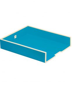 Paper Tray (A4),  turquoise | 4250053696798 | 352726