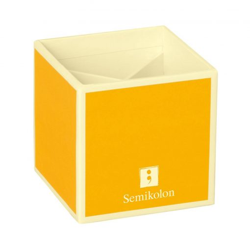 Pencil Cup with 4 separate compartments, sun | 4250540910772 | 352841