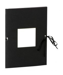 Photo booklet, portrait format, 10 sheets, 10 x 15cm, black | 4250540902241 | 351530