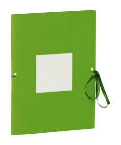 Photo booklet, portrait format, 10 sheets, 10 x 15cm, lime | 4250540902272 | 351532