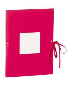 Photo booklet, portrait format, 10 sheets, 10 x 15cm, pink | 4250540902234 | 351529