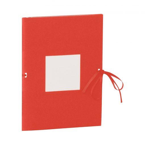 Photo booklet, portrait format, 10 sheets, 10 x 15cm, red | 4250540902210 | 351527