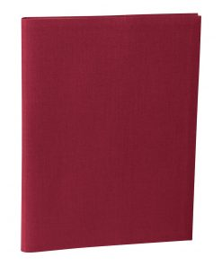 Portera Presentation Folder, 30 transparent pockets, burgundy | 4250053699034 | 353177