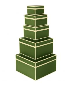 Set of 5 Gift Boxes, irish | 4250053641743 | 352086