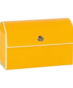 Small Accordion File, 12 expanding pockets, metal turn-lock closure, tab labels, sun | 4250053618707 | 351962