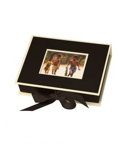 Small Photobox with cut out window, black | 4250053644607 | 352514