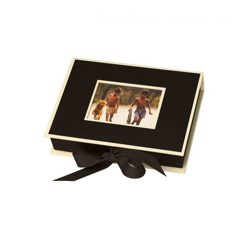 Small Photobox with cut out window, black   4250053644607   352514