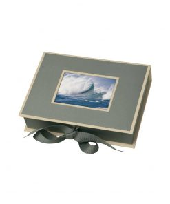 Small Photobox with cut out window, grey | 4250053644669 | 352519