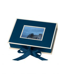 Small Photobox with cut out window, marine | 4250053644577 | 352510