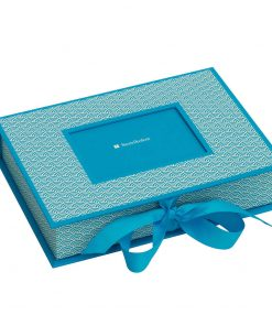 Small Photobox with cut out window, turquoise | 4250540927183 | 354863