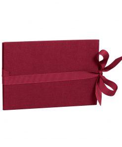 The small leporello horizontal, burgundy | 4250540927954 | 355033