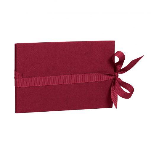 The small leporello horizontal, burgundy   4250540927954   355033