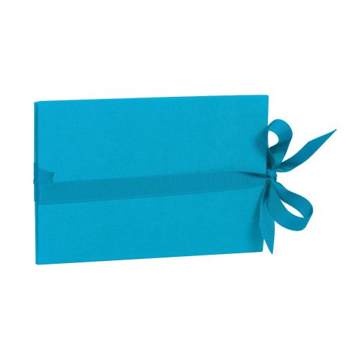 The small leporello horizontal, turquoise   4250540928067   355044