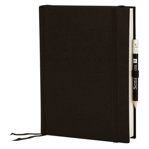 Travel Diary Grand Voyage, 304 pages laid paper, plain, black | 4250053671511 | 351268