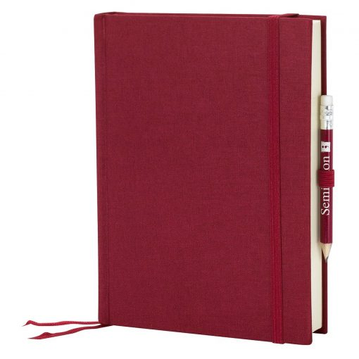 Travel Diary Grand Voyage, 304 pages laid paper, plain, burgundy | 4250053671498 | 351266