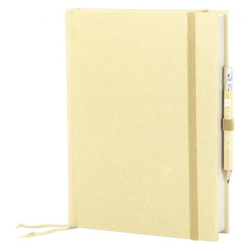 Travel Diary Grand Voyage, 304 pages laid paper, plain, chamois | 4250053645345 | 351276