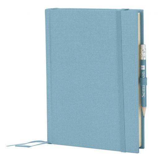 Travel Diary Grand Voyage, 304 pages laid paper, plain, ciel | 4250053671535 | 351270