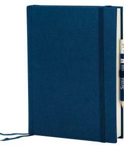 Travel Diary Grand Voyage, 304 pages laid paper, plain, marine | 4250053671474 | 351264