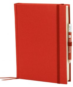 Travel Diary Grand Voyage, 304 pages laid paper, plain, red | 4250053671481 | 351265