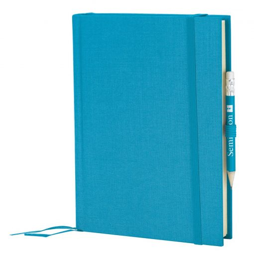 Travel Diary Grand Voyage, 304 pages laid paper, plain, turquoise | 4250053696354 | 351278