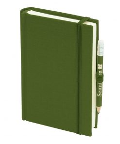 Travel Diary Petit Voyage, 304 pages of laid paper, plain, irish | 4250053670460 | 351187