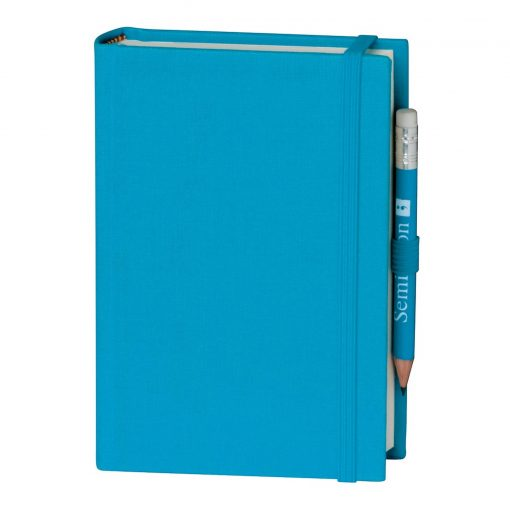 Travel Diary Petit Voyage, 304 pages of laid paper, plain, turquoise   4250053696347   351196